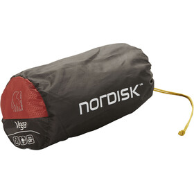 Nordisk Vega Air Materassino, burnt red/black